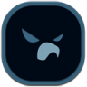 96x96px size png icon of falcon