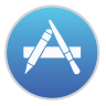 96x96px size png icon of App Store