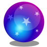 96x96px size png icon of Magic ball