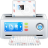 96x96px size png icon of mail envelope shredder