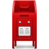 96x96px size png icon of mail postbox
