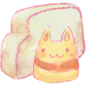 96x96px size png icon of Folder cat