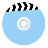 96x96px size png icon of App iDVD