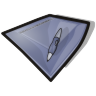 96x96px size png icon of wacom tablet
