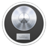 96x96px size png icon of Logic Pro X