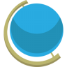 96x96px size png icon of Globe