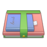 96x96px size png icon of Books