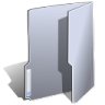 96x96px size png icon of folder gray 1