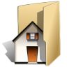 96x96px size png icon of folder home 1