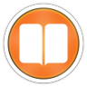 96x96px size png icon of iBooks
