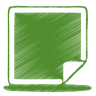 96x96px size png icon of green picture