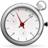 96x96px size png icon of actions chronometer