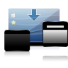 96x96px size png icon of actions dashboard show