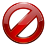 96x96px size png icon of actions dialog cancel