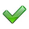 96x96px size png icon of actions dialog ok apply
