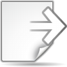 96x96px size png icon of actions document export
