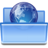 96x96px size png icon of actions document open remote