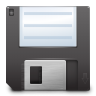 96x96px size png icon of actions document save