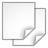 96x96px size png icon of actions edit copy