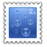 96x96px size png icon of actions mail send