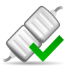 96x96px size png icon of actions network connect