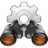 96x96px size png icon of actions system search