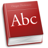 96x96px size png icon of apps accessories dictionary
