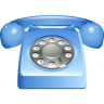 96x96px size png icon of apps internet telephony