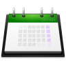 96x96px size png icon of apps office calendar