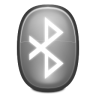 96x96px size png icon of apps preferences system bluetooth inactive