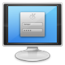 96x96px size png icon of apps preferences system login