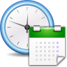 96x96px size png icon of apps preferences system time