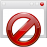 96x96px size png icon of apps preferences web browser adblock