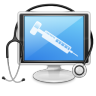 96x96px size png icon of apps system diagnosis