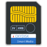 96x96px size png icon of devices media flash smart media