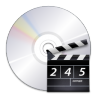 96x96px size png icon of devices media optical video