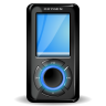 96x96px size png icon of devices multimedia player
