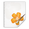 96x96px size png icon of mimetypes application vnd sun xml draw