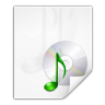 96x96px size png icon of mimetypes application x cda