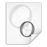 96x96px size png icon of mimetypes application x font otf