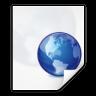 96x96px size png icon of mimetypes application xslt plus xml