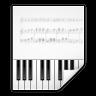 96x96px size png icon of mimetypes audio midi