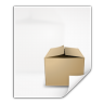96x96px size png icon of mimetypes package x generic