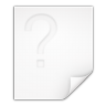 96x96px size png icon of mimetypes unknown