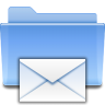 96x96px size png icon of places mail folder sent