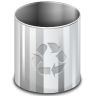 96x96px size png icon of places user trash