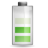 96x96px size png icon of status battery 060
