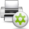 96x96px size png icon of status printer printing