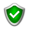 96x96px size png icon of status security high
