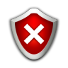 96x96px size png icon of status security low